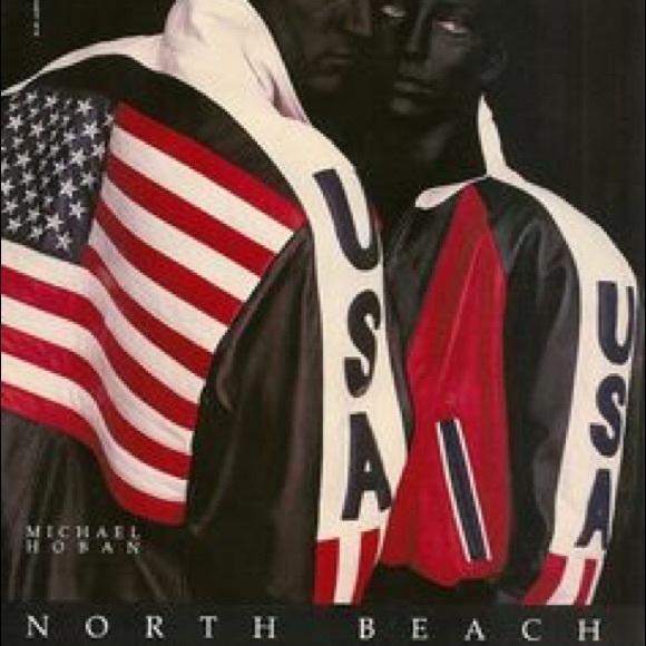 595a81b76 Vintage Michael Hoban North Beach Leather Jacket